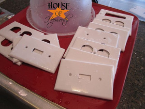 cleaning plate covers to make your home new again