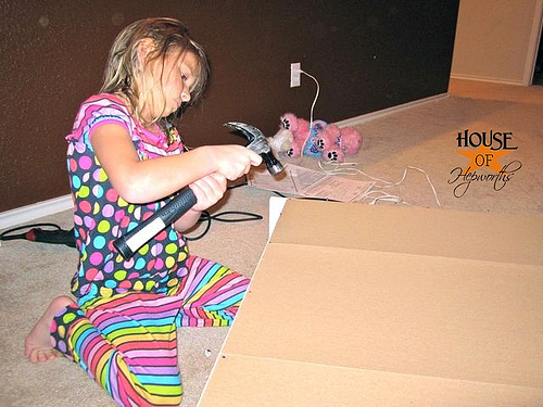 Instilling self-esteem & DIY skills in your kids