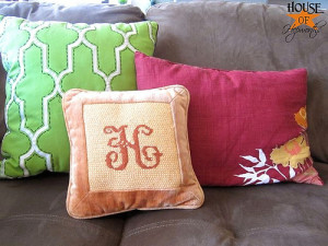 Chickens, and monograms, and gifts, oh my