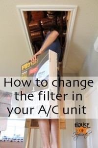 That pesky thing called maintenance {air conditioner filters}