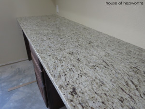 Selecting the right countertop material for our family