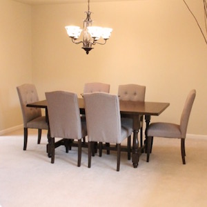 BHG Dining Room Table Review (it's not great)
