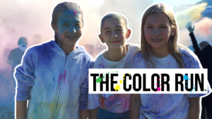 THE COLOR RUN – happiest fun run on the planet!