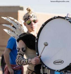 Indoor Percussion Ensemble – PRIMAL theme