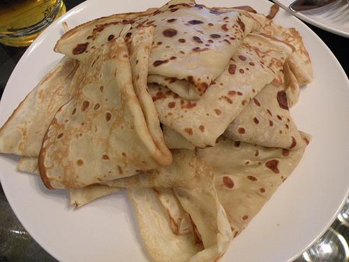 Grandma's Danish Pancakes