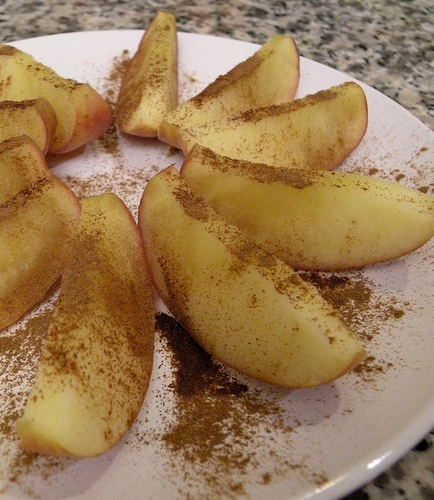 Apple Pie, low-cal style