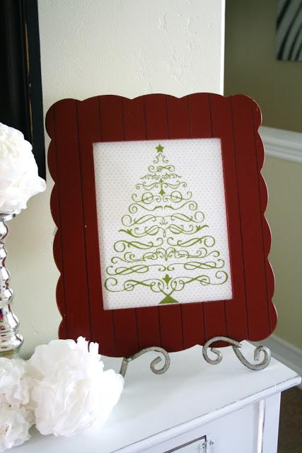 Christmas Tree Vinyl Any Ideas House Of Hepworths