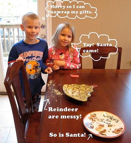 (Not so) quick Christmas recap