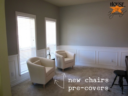 Chairs for the piano room! Plus a VLOG!