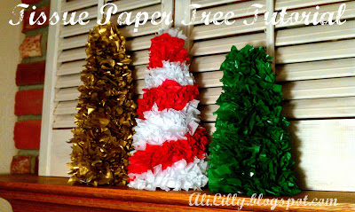 Christmas Tree crafts galore! {showing off awesome bloggers}