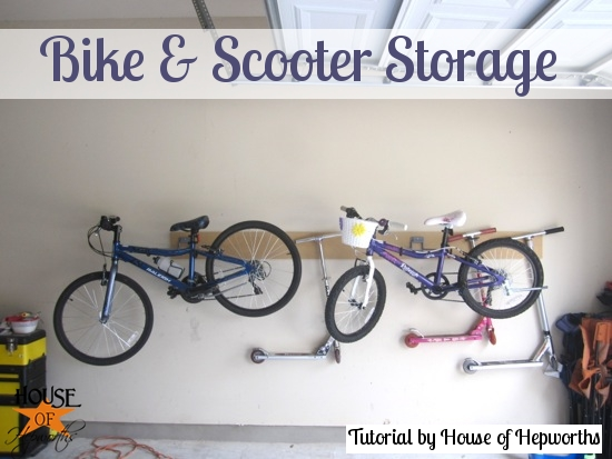 Better Bike & Scooter Storage