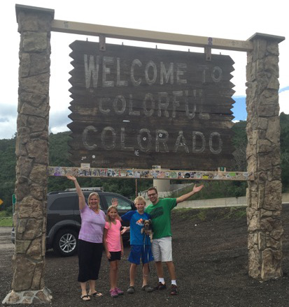 Huge News: We moved from Texas to Colorado. We are as shocked as you.