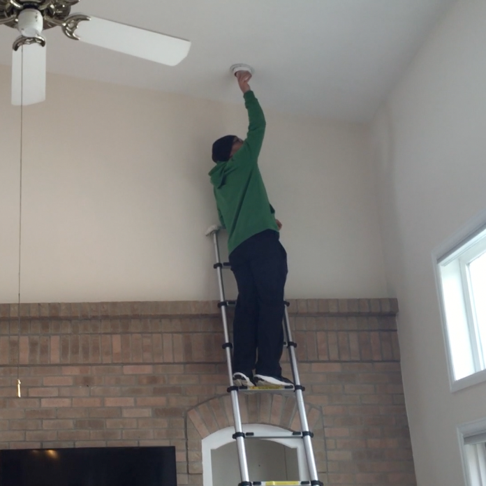 How many people does it take to change a light bulb?